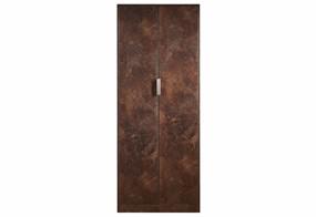 Diego Copper 2 Door Wardrobe