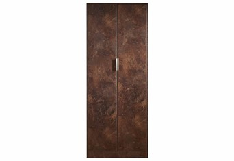 Diego Copper 2 Door Wardrobe