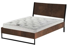 Diego Copper Wooden Bedframe