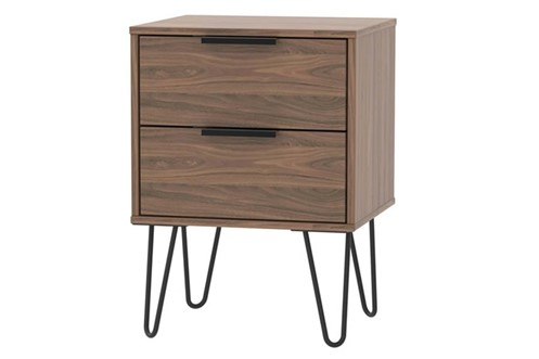 Hong Kong 2 Drawer Mid Chest