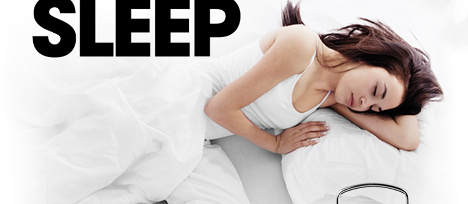 Your Body On Sleep (Infographic)