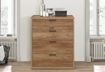 Stockwell 4 Drawer Chest