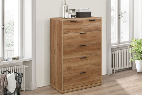 Stockwell 4 + 2 Drawer Chest
