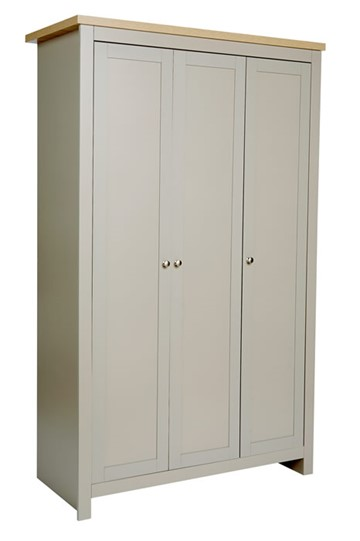 Linton 3 Door Wardrobe