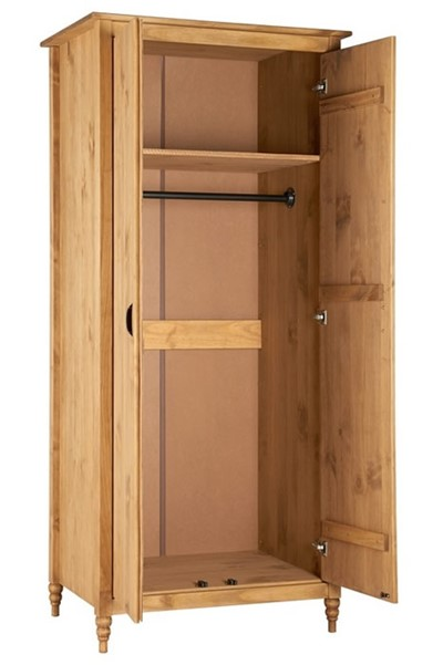 Pembroke 2 Door Wardrobe