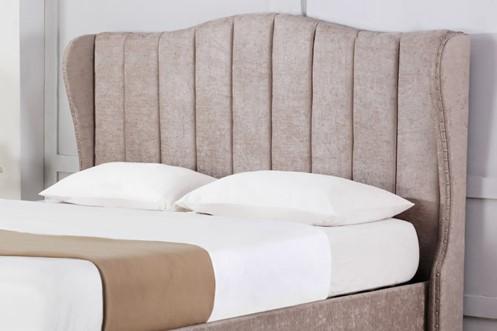 Sherwood Ottoman Fabric Bedframe