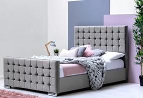 Dalkeith Upholstered Bed Frame
