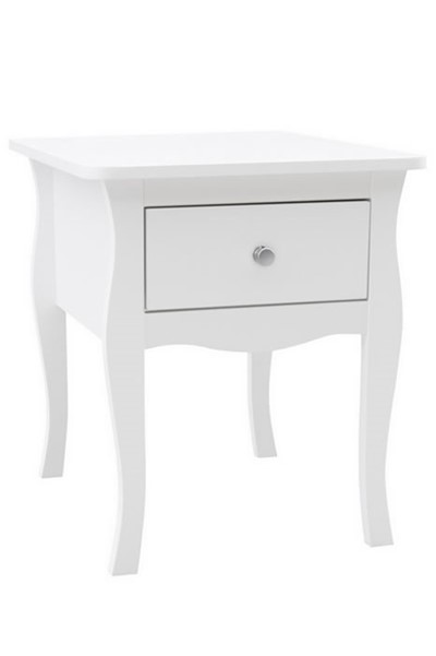 Paris 1 Drawer Bedside