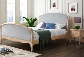 Savoy Oak Bed Frame