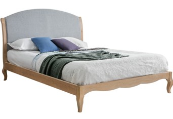 Ritz Oak Bed Frame - 4'6'' Double