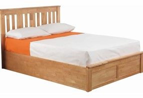Coliseum Wooden Ottoman Bed Frame
