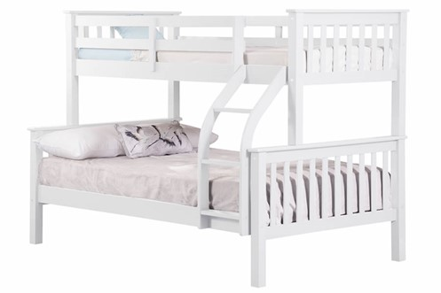 Connor Wooden Triple Bunk Bed