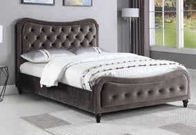 Mason Fabric Bed Frame