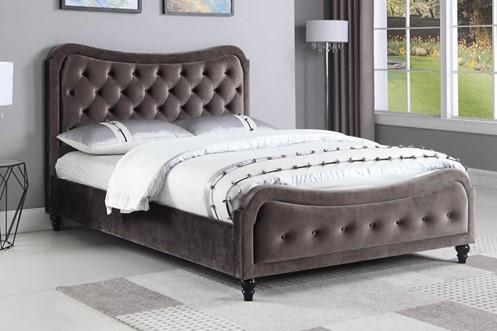 Mason Fabric Bed Frame
