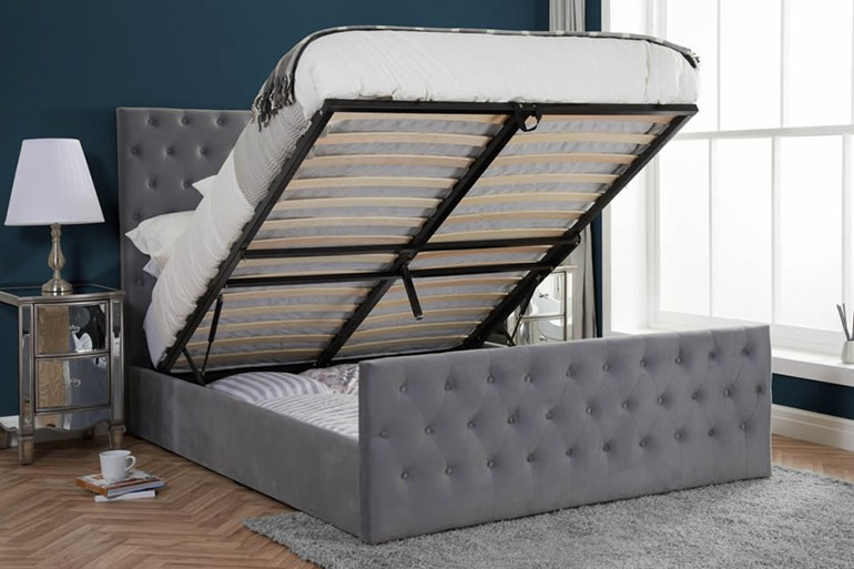 Marquis Ottoman Bed