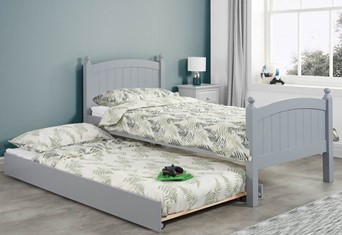 Whitehaven Guest Bed - Grey