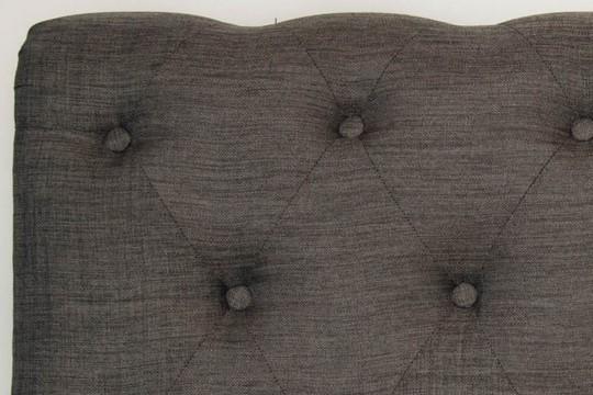 Balmoral Fabric Ottoman