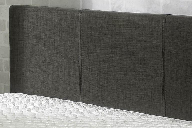 Stirling Fabric Ottoman