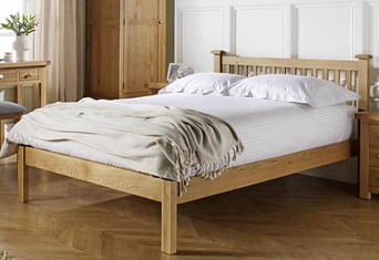 Woburn Wooden Bedframe - 4'6'' Double