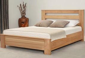 Heartwood Oak Bedframe