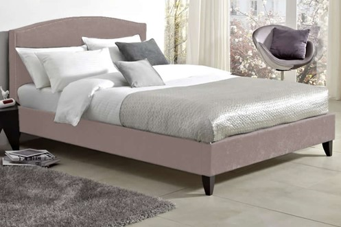 Charlotte Fabric Bed