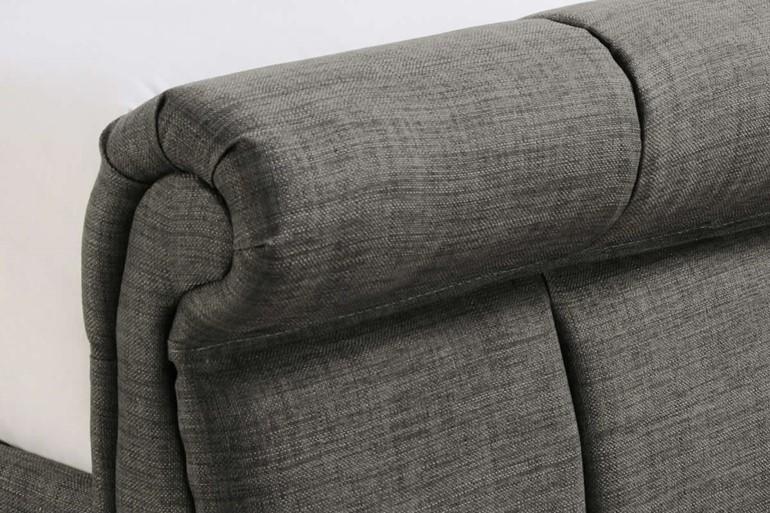 Bosworth Fabric Ottoman