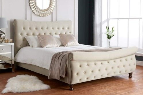 Copenhagen Fabric Bed