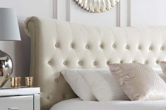 Copenhagen Fabric Bed