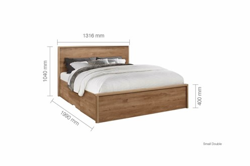 Stockwell Wooden Bedframe