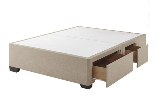 Platform Top Divan Bed Base