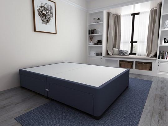 Reinforced Divan Bed Base
