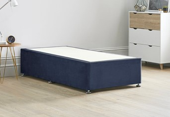 Reinforced Divan Bed Base - 3'0'' Standard Single Sapphire
