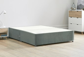 Reinforced Divan Bed Base - 6'0'' Super King Clay