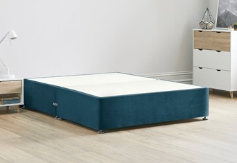 Reinforced Divan Bed Base - 4'6'' Standard Double Marine