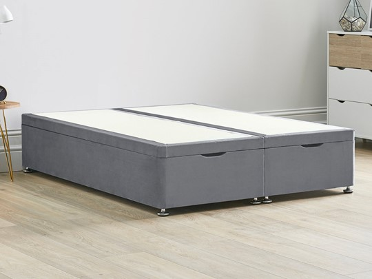 Ottoman Storage End Lift Divan Bed Base
