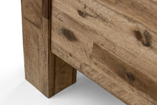 Hoxton Acacia Wood Bedframe