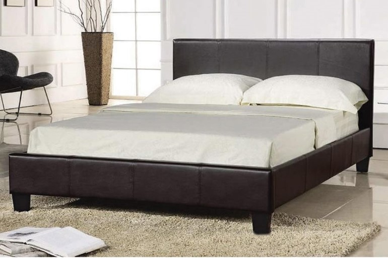 Prado Faux Leather Bedframe
