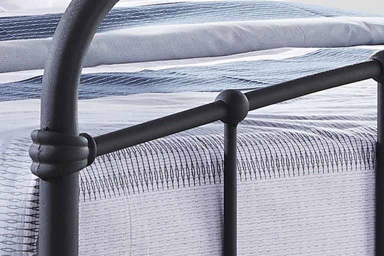 Halston Metal Bedframe