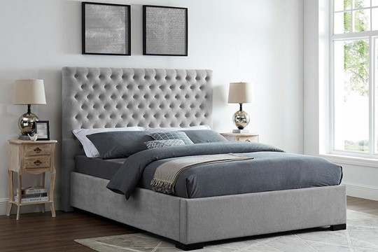 Cavendish Tall Fabric Bed