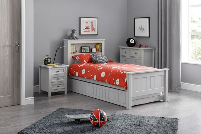 Maine Bookcase Bed