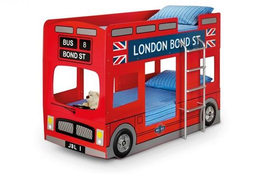 London Bus Bunk Bed